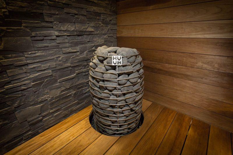 Электрокаменка для сауны HUUM Hive 9кВт-15кВт