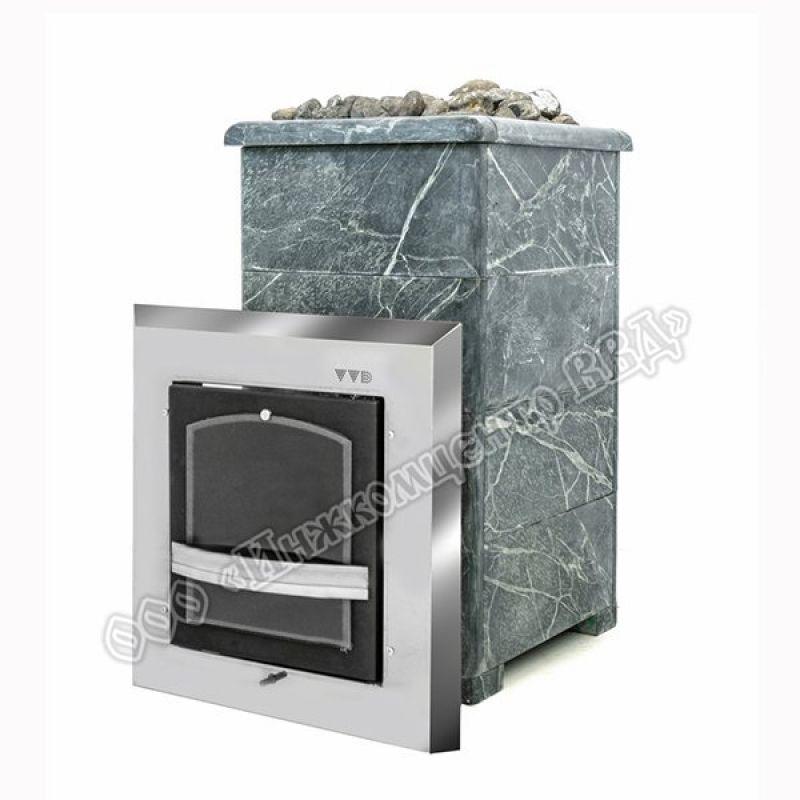 Печь Сударушка К (Талькохлорит)