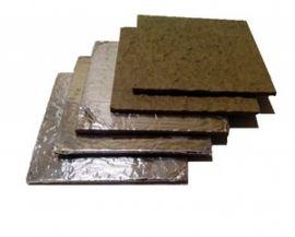 Плита фольгированная +базальт 10мм BASFIBER