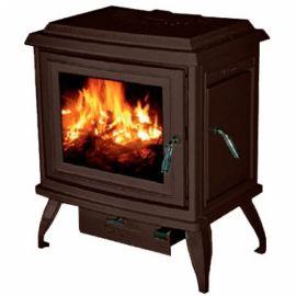 Печь Charleston C2-02, коричневый, майолика (Cashin)