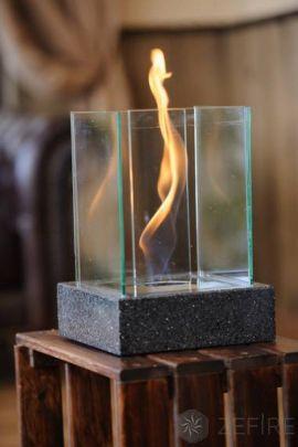 Биокамин Quant stone (ZeFire)