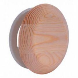 Вентиляционный клапан «ольха». Тарельчатый, D 100 мм